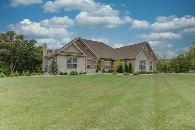 110 Duello Woods Lane, Lake St Louis, MO 63367 (#20064253) :: The Becky O'Neill Power Home Selling Team