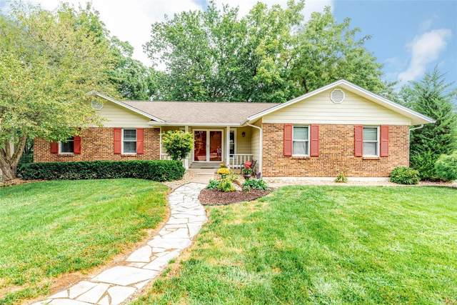 1 Stoneway Court, Saint Charles, MO 63303 (#20064267) :: The Becky O'Neill Power Home Selling Team