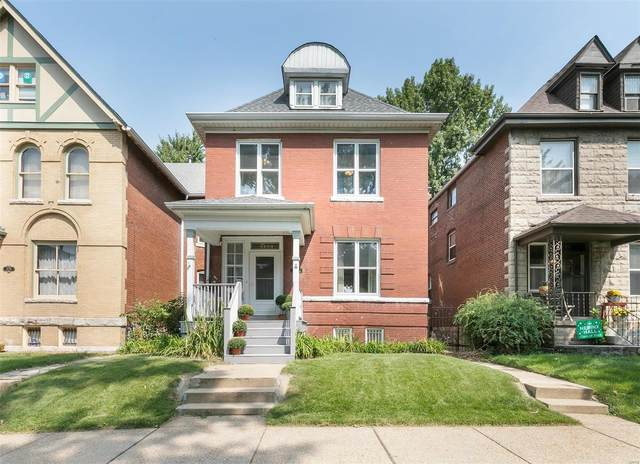 3725 Humphrey Street, St Louis, MO 63116 (#20064289) :: Kelly Hager Group | TdD Premier Real Estate