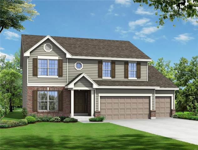 2 The Bend / Prescott Model, Manchester, MO 63021 (#20064311) :: Parson Realty Group