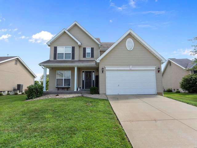 818 Cone Flower Drive, Waterloo, IL 62298 (#20064341) :: Century 21 Advantage
