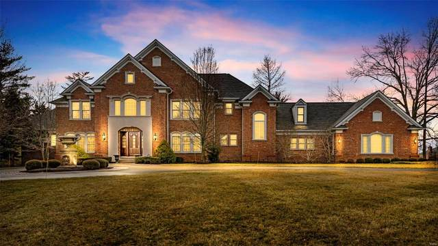 12760 Post Oak Road, Town and Country, MO 63131 (#20064375) :: Kelly Hager Group | TdD Premier Real Estate
