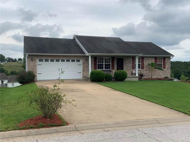 528 Eagle Ridge Drive, Union, MO 63084 (#20064388) :: Parson Realty Group