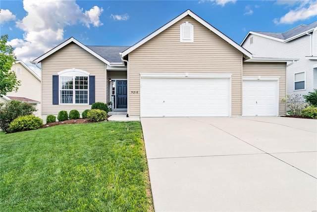 5216 Sunflower Drive, Eureka, MO 63025 (#20064394) :: Kelly Hager Group | TdD Premier Real Estate
