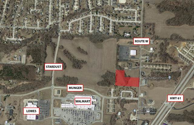 0 Lot 1 Palmyra Rd, Hannibal, MO 63401 (#20064402) :: Parson Realty Group