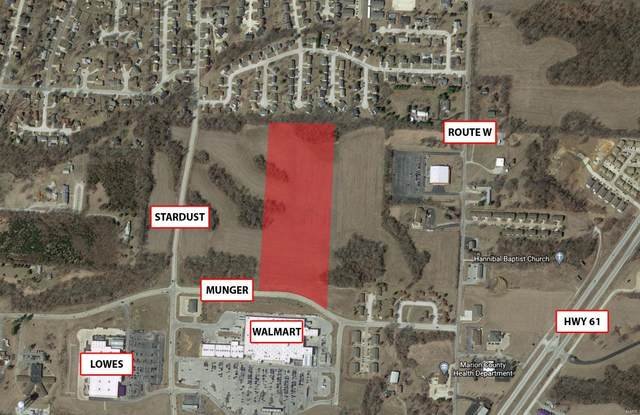0 Lot 3 Munger Ln, Hannibal, MO 63401 (#20064414) :: Parson Realty Group