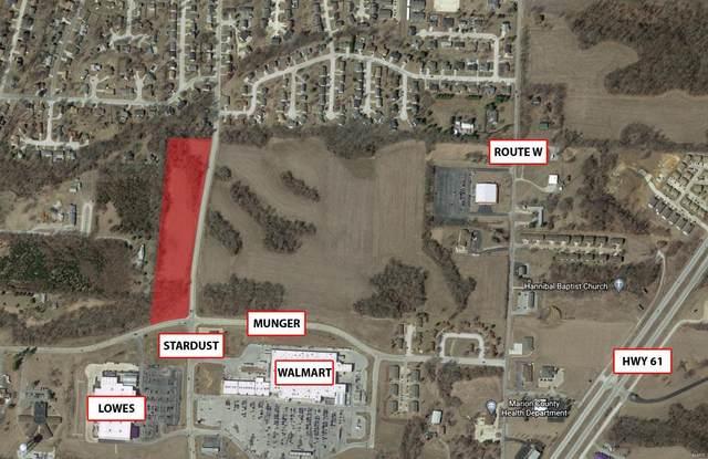 0 Lot 5 Munger Ln, Hannibal, MO 63401 (#20064425) :: Matt Smith Real Estate Group