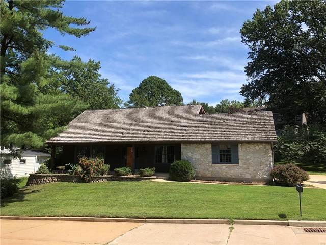 16 Millbrook Lane, Kirkwood, MO 63122 (#20064427) :: The Becky O'Neill Power Home Selling Team