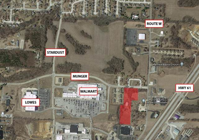 0 Lot 6, Munger Ln., Hannibal, MO 63401 (#20064443) :: Parson Realty Group