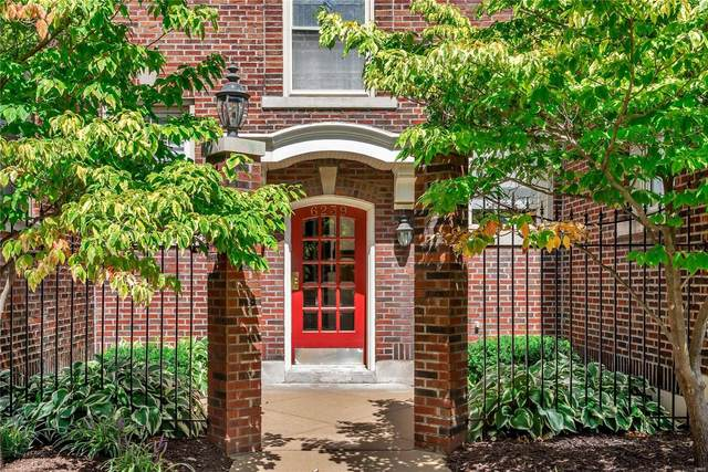 6239 Rosebury Avenue 2W, St Louis, MO 63105 (#20064453) :: The Becky O'Neill Power Home Selling Team