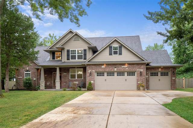 908 Coronet Drive, Ballwin, MO 63011 (#20064460) :: Kelly Hager Group | TdD Premier Real Estate