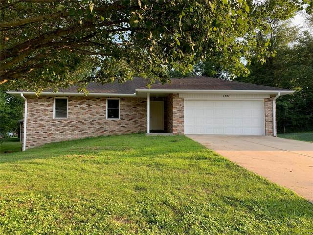 1721 Northwoods Court, Cape Girardeau, MO 63701 (#20064468) :: PalmerHouse Properties LLC
