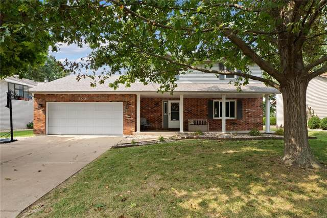 1021 Arizona Drive, Columbia, IL 62236 (#20064496) :: The Becky O'Neill Power Home Selling Team