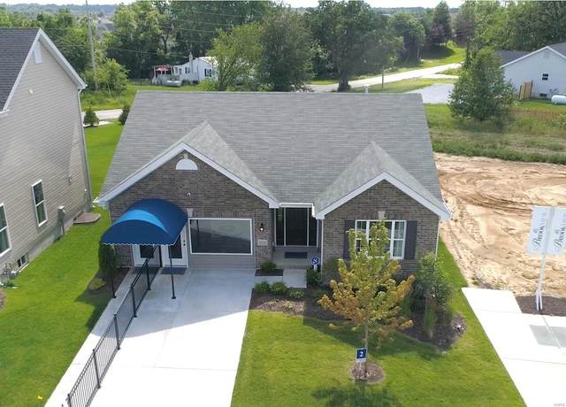 103 Brookview Way Drive, O'Fallon, MO 63366 (#20064588) :: The Becky O'Neill Power Home Selling Team