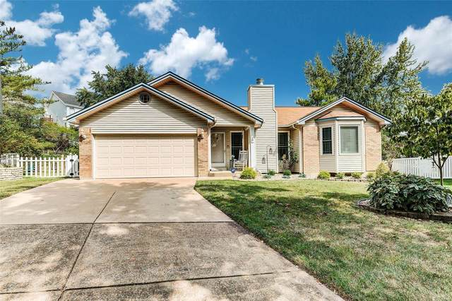 10 Carriage Creek Court, Ballwin, MO 63021 (#20064594) :: Kelly Hager Group | TdD Premier Real Estate