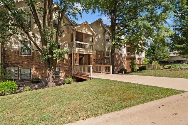 12968 Bryce Canyon Drive F, Maryland Heights, MO 63043 (#20064603) :: Parson Realty Group
