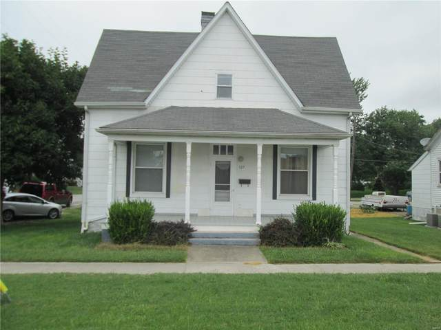 127 W Broadway Street, TRENTON, IL 62293 (#20064625) :: RE/MAX Vision