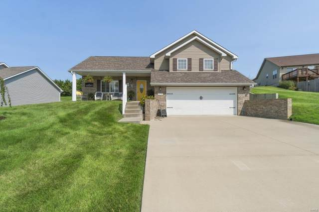 4128 Connor Drive, Cape Girardeau, MO 63701 (#20064687) :: Kelly Hager Group | TdD Premier Real Estate