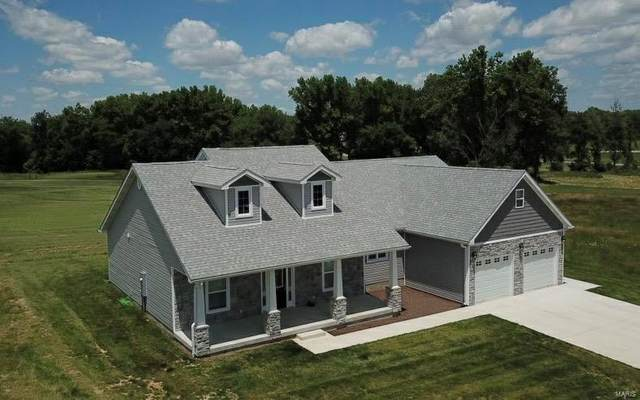 1506 Champion, MARION, IL 62959 (#20064691) :: The Becky O'Neill Power Home Selling Team