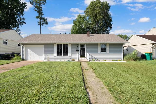919 W Corrington Street, Mascoutah, IL 62258 (#20064716) :: The Becky O'Neill Power Home Selling Team