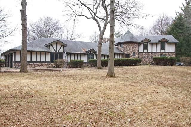 10 Phillips Lane, Shiloh, IL 62221 (#20064727) :: Hartmann Realtors Inc.