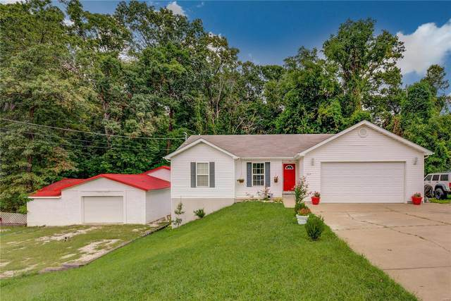 537 Reservoir, Herculaneum, MO 63048 (#20064763) :: St. Louis Finest Homes Realty Group