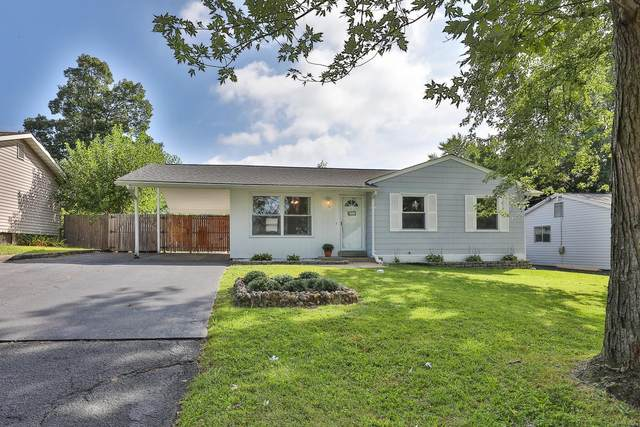 11 Sungrove Drive, Maryland Heights, MO 63043 (#20064843) :: The Becky O'Neill Power Home Selling Team