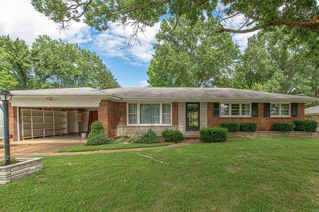 11544 Rock Hampton Drive, St Louis, MO 63138 (#20064857) :: The Becky O'Neill Power Home Selling Team