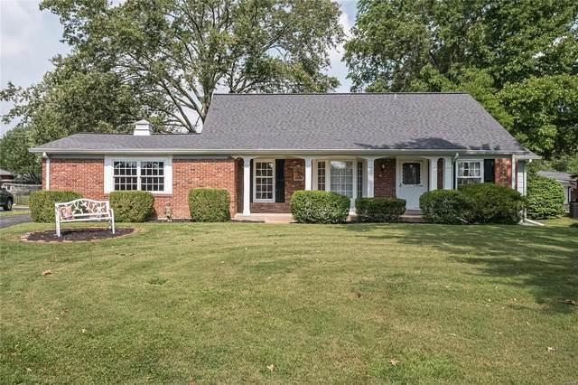 11715 Bayfield Lane, St Louis, MO 63128 (#20064866) :: PalmerHouse Properties LLC