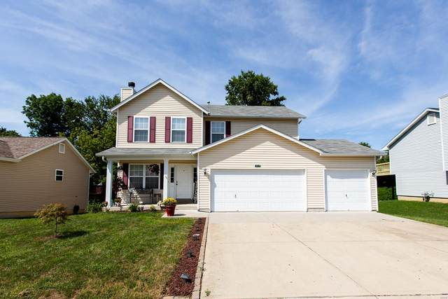 117 Pine Hollow Lane, Collinsville, IL 62234 (#20064867) :: The Becky O'Neill Power Home Selling Team