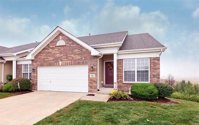 34 Sommer Circle Drive, O'Fallon, MO 63368 (#20064893) :: The Becky O'Neill Power Home Selling Team