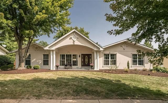 2154 Seven Pines Drive, St Louis, MO 63146 (#20064907) :: Century 21 Advantage