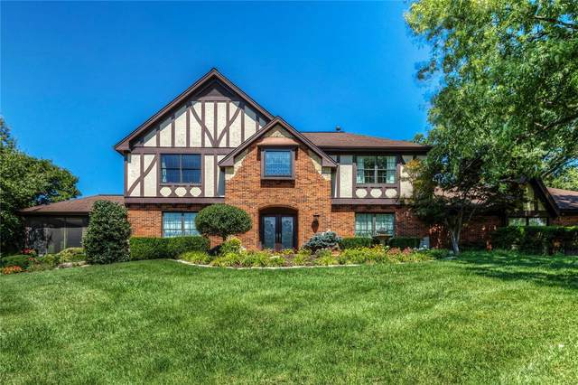 13951 Meursault Lane, Town and Country, MO 63017 (#20064949) :: Parson Realty Group