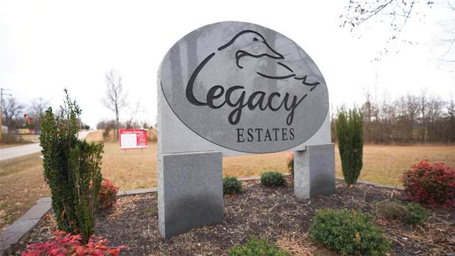 0 Lot 3 Legacy Estates, Poplar Bluff, MO 63901 (#20064969) :: Peter Lu Team
