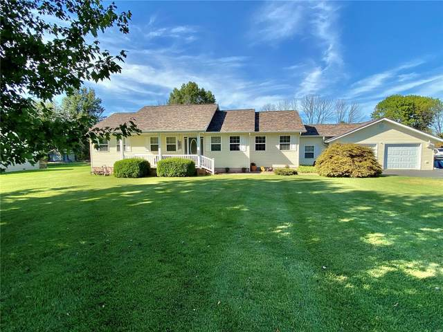 11855 S County Line Road, WEST FRANKFORT, IL 62896 (#20065047) :: Clarity Street Realty
