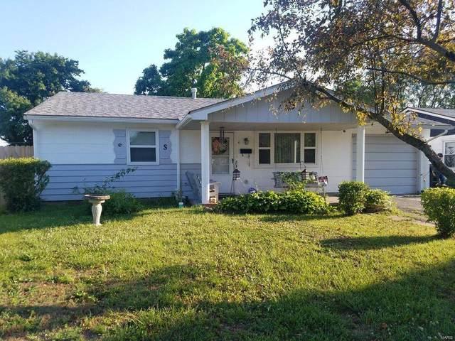 6 Saint Gregory Drive, Cahokia, IL 62206 (#20065123) :: Clarity Street Realty