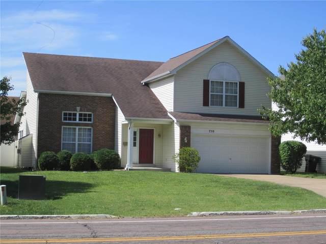 750 Charbonier, Florissant, MO 63031 (#20065127) :: PalmerHouse Properties LLC