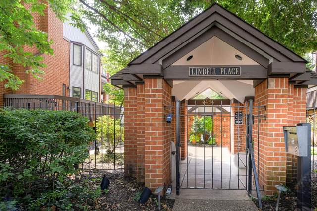 4444 Lindell Boulevard #4, St Louis, MO 63108 (#20065171) :: The Becky O'Neill Power Home Selling Team