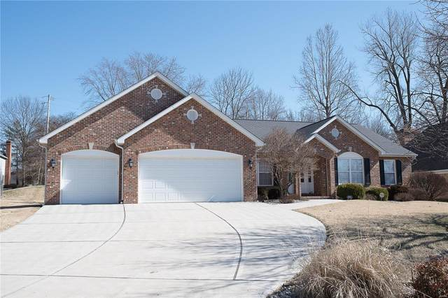 716 Deer Run Road, Belleville, IL 62223 (#20065265) :: The Becky O'Neill Power Home Selling Team