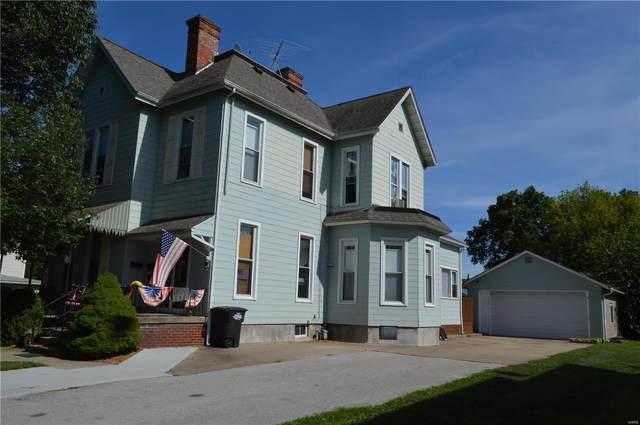 208 E Pearl Street, Jerseyville, IL 62052 (MLS #20065268) :: Century 21 Prestige