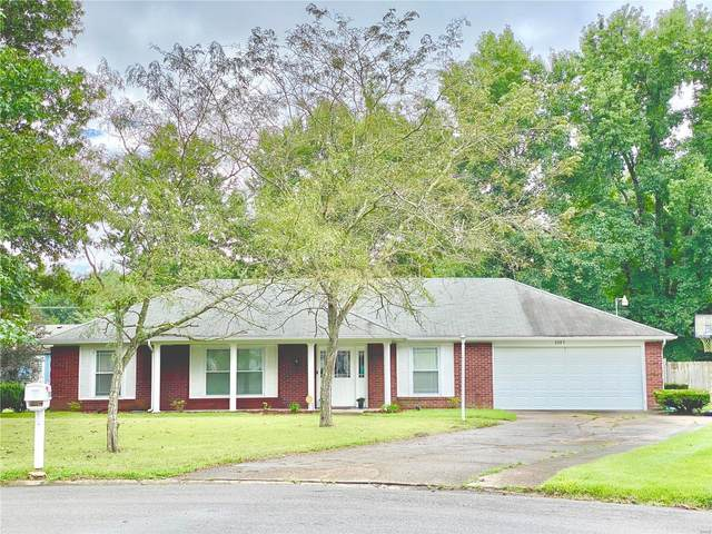 3307 W Hawthorne Court, MARION, IL 62959 (#20065287) :: The Becky O'Neill Power Home Selling Team