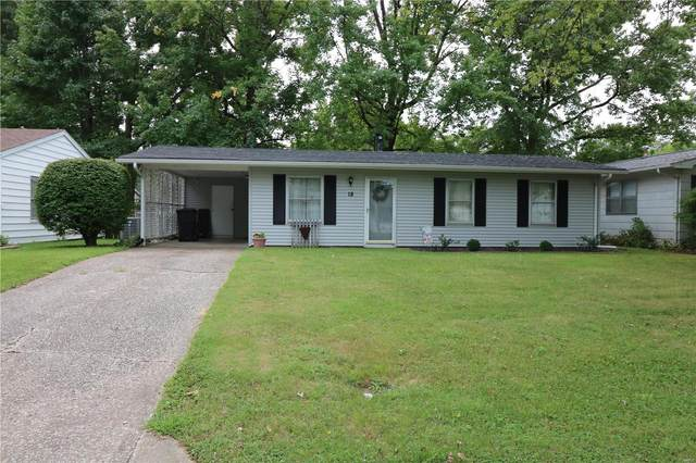 18 Dale Allen, Belleville, IL 62226 (#20065291) :: The Becky O'Neill Power Home Selling Team