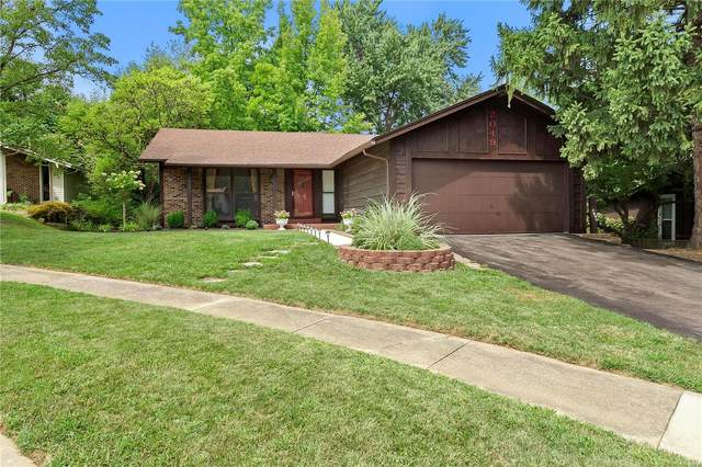 2049 Nettlewood Court, Maryland Heights, MO 63043 (#20065327) :: The Becky O'Neill Power Home Selling Team