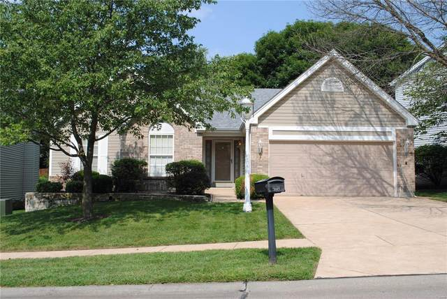 9858 Grantview Forest Drive, St Louis, MO 63123 (#20065354) :: Walker Real Estate Team