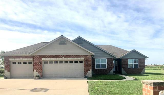 9538 Fieldcrest Place, BREESE, IL 62230 (#20065368) :: Clarity Street Realty