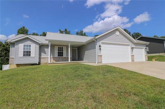 432 Fredricksburg Way, Wright City, MO 63390 (#20065375) :: The Becky O'Neill Power Home Selling Team