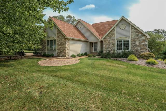 1189 Turnberry Drive, Innsbrook, MO 63390 (#20065449) :: Peter Lu Team