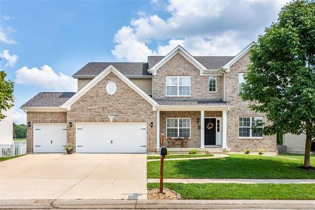7068 Milburn Estates Drive, O'Fallon, IL 62269 (#20065463) :: Parson Realty Group
