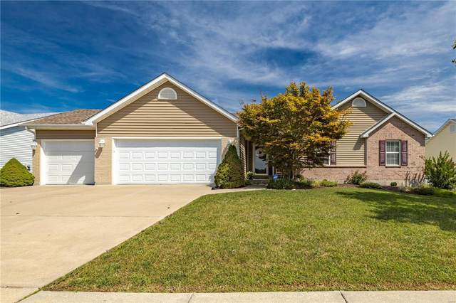3908 Rocky Mound, Wentzville, MO 63385 (#20065484) :: The Becky O'Neill Power Home Selling Team