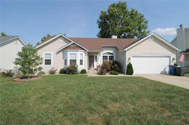 167 Pine Hollow, Collinsville, IL 62234 (#20065489) :: The Becky O'Neill Power Home Selling Team